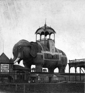The Elephant on Coney Island